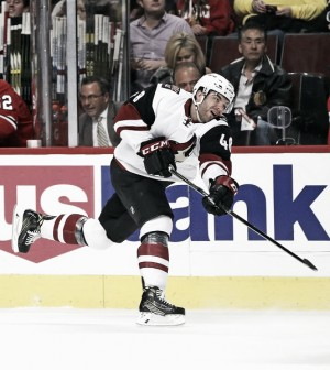 Arizona Coyotes bounce back for victory against Colorado Avalanche