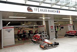 GP Russia, la Marussia fa dietrofront e correrà con una sola vettura