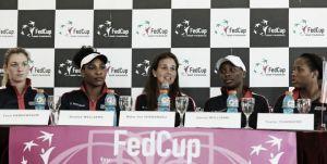"""Mary Joe Fernández: """"Es un placer contar con Serena y Venus"""""""