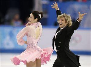 Diretta Pattinaggio di Figura Programma Libero Ice Dance, live Sochi 2014