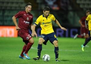 Modena - Pro Vercelli 1-0: Marzorati regala i tre punti ai canarini