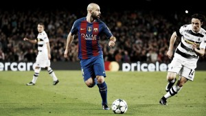 Récord de pases en la Champions del Barça