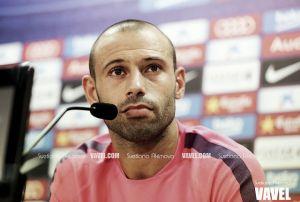 Mascherano, referente en el juego limpio del Barça