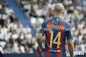 Resumen FC Barcelona 2016/2017: Javier Mascherano