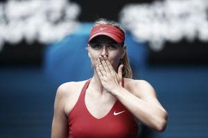 Australian Open: cuore Sharapova, avanti Halep e Bouchard