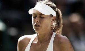 La Sharapova ringrazia i tifosi, ma è sola contro tutti