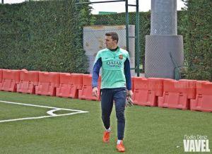 """Jordi Masip: """"Estoy muy motivado para intentar jugar los máximos minutos posibles"""""""