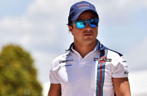 """Felipe Massa: """"Estaba realmente asustado de poder perder el podio"""""""