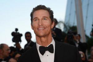 Matthew McConaughey podría protagonizar 'La danza de la muerte'