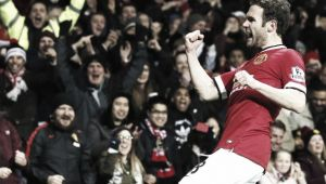Manchester United 2-1 Stoke City: Red Devils fight for win against resilient visitors