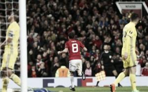 Mata decide, Manchester United derrota Rostov e avança às quartas de final