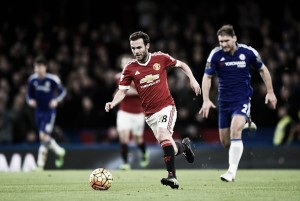 Conceding late to Chelsea feels like defeat, says Juan Mata