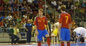 España ya está en Ceuta, donde se enfrentará a Bélgica
