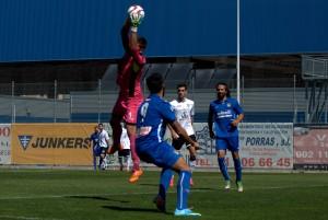 SD Guernika - CF Fuenlabrada: ganar y mirar arriba