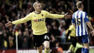 Vydra close to Royals loan move