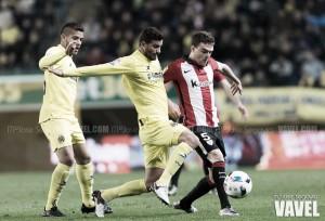 Lista de convocados del Villarreal CF para el partido contra el Athletic