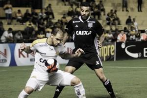 Criciúma e Figueirense empatam em jogo de arbitragem polêmica no Catarinense