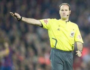 Mateu Lahoz dirigirá el derbi madrileño
