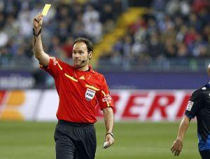 Mateu Lahoz dirigirá el Athletic-Barça