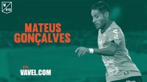 "Entrevista. Mateus Gonçalves: ""Quiero que Chiapas termine de pagar mi contrato"""