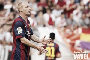 "Mathieu: ""Messi es intocable"""