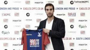 Mathieu Flamini ficha por el Crystal Palace