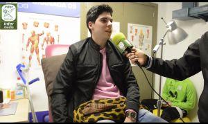 InterMediaTV ofrece un reportaje sobre la recuperación del argentino Matías