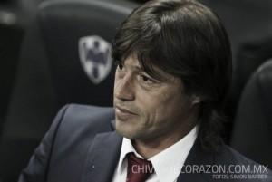 """Matías Almeyda: """"Hay un gran compromiso por parte de los jugadores"""""""