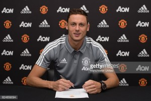 """Decision to join Man Utd was """"very easy"""" because of José Mourinho, claims Matić"""