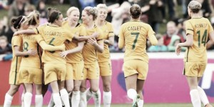 2017 Tournament of Nations: Westfield Matildas release roster