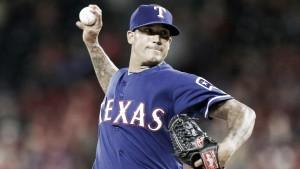 Matt Bush looks for redemptionas key part ofthe Texas Rangers bullpen