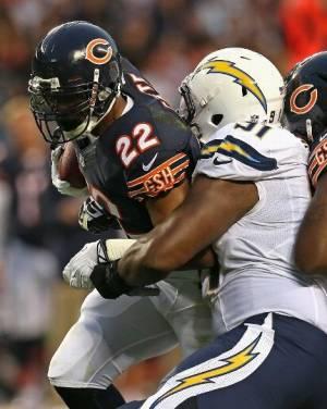 La defensiva de los Bears encamina el triunfo ante los Chargers