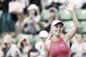 2017 WTA Finals Player Profile: Caroline Wozniacki
