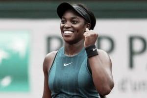 French Open: Sloane Stephens storms past Daria Kasatkina to reach last four