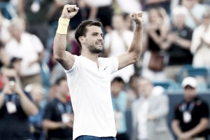 Grigor Dimitrov secures maiden ATP World Tour Finals spot