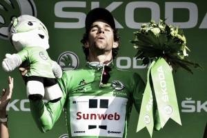 Análisis Tour de Francia 2017. Batalla por el maillot verde: Matthews se lleva un duelo inesperado