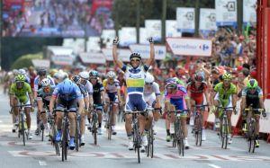 Vuelta a España 2014: el reinado de la velocidad, en juego