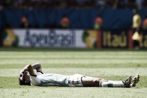 Di María se perderá lo que resta de Mundial