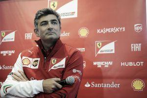 """Marco Mattiacci: """"La actual situación de Ferrari es fruto de elecciones estratégicas hechas en el pasado"""""""