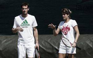 Andy Murray renouvelle sa confiance à Amélie Mauresmo