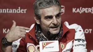 """Maurizio Arrivabene: """"El desarrollo se producirá durante todo el año"""""""