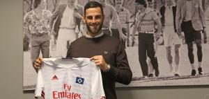 Hamburg complete signing ofMergim Mavraj