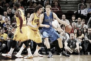 Los Mavericks asaltan 'The Q'