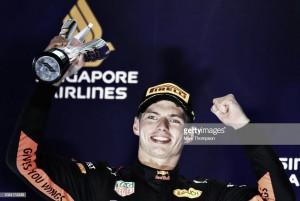 """Max Verstappen: """"Sabíamos que el segundo puesto era a lo máximo que podíamos aspirar"""""""