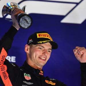 Max Verstappen Terancam Hukuman Posisi Start di Sochi Rusia