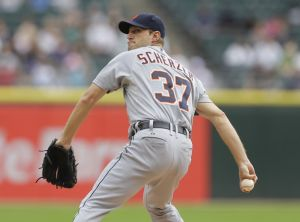 Scherzer A Tremendous Second Choice For Cubs If Lester Signs Elsewhere