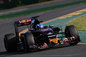 El rendimiento de Toro Rosso sorprende a Williams