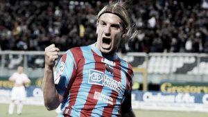 El Catania coge aire de penalti