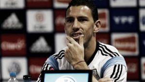 """Maxi Rodríguez: """"Si se puede jugar bien mejor, pero lo que sirve es ganar"""""""