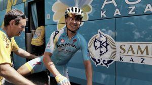 La UCI suspende provisionalmente a Maxim Iglinskiy